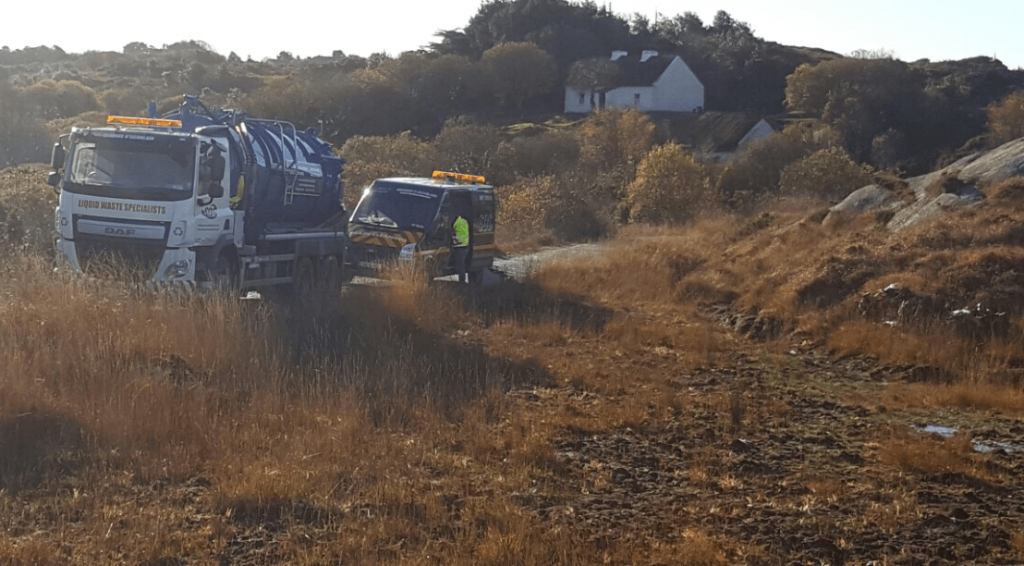 Septic Tank Cleaning in Galway